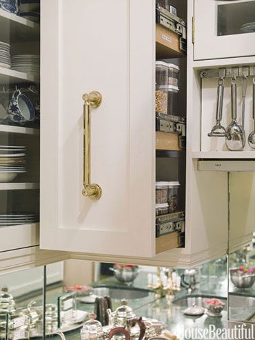 کابینت های جادار برای آشپزخانه شما