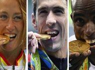تغذیه به سبک ورزشکاران معروف جهان