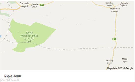سفری به مثلث برمودای ایران در سمنان
