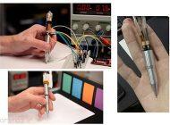 این خودکار با 16 میلیون رنگ می نویسد