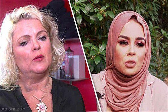 آرایشگر نروژی زن با حجاب را راه نداد