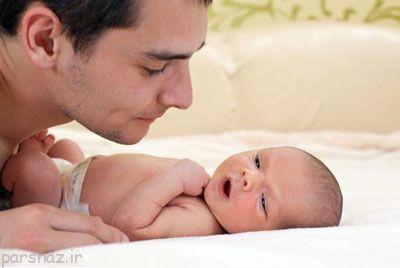 نکات نگهداری از نوزاد تا 40 روزه شدن