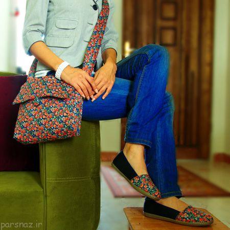 ست کیف و کفش مناسب برای دانشجویان