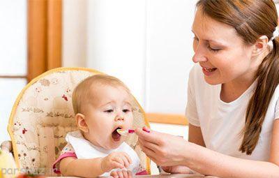 از غذاها را به کودک خود ندهید