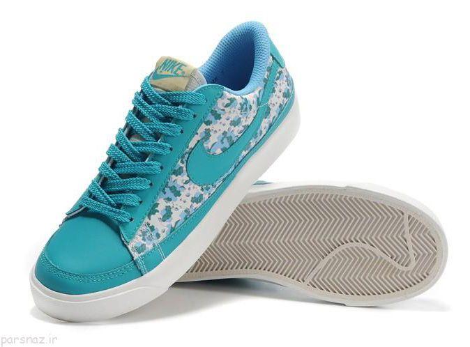 انواع کفش های زیبا دخترانه اسپرت شیک