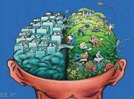 تبلیغات و تاثیر روی نمیکره های مغز انسان