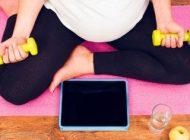 تناسب اندام را در زمان بارداری حفظ کنید