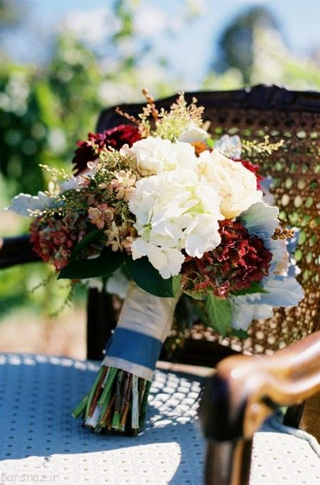 دسته گل های عروس برای خوش سلیقه ها