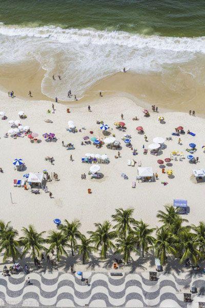 مکان های دیدنی برزیل را بشناسید +عکس