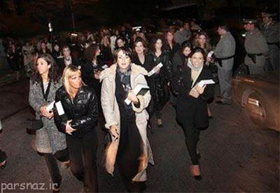 مهمانی های لوکس خانم ها در تهران