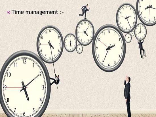 مدیریت زمان برای رسیدن به موفقیت