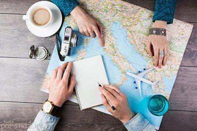 ویژگی های دوستی که اهل سفر کردن است