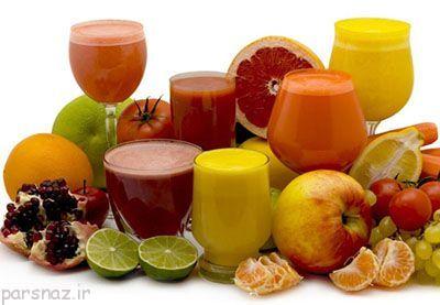 با این میوه ها تابستانی خنک داشته باشید