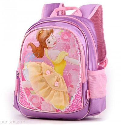 مدل های کیف مدرسه برای کودکان دوست داشتنی
