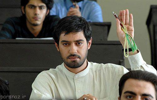 مصاحبه با شهاب حسینی درباره حواشی اخیر