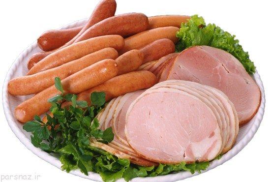 مصرف سوسیس و ارتباط با دیابت