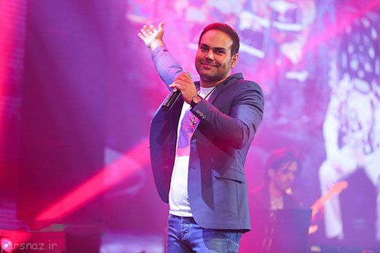 سیامک عباسی بعد از 10 سال کنسرت داد