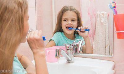 بهداشت دهان و دندان در کودکان