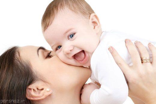 برای کودک مادر نمونه و خوبی باشید