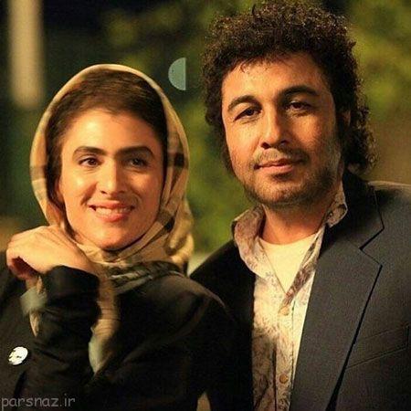 زوج سینمایی ویشکا آسایش و رضا عطاران