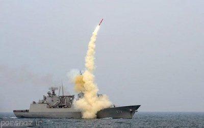 توان جنگی موشکی ارتش کره جنوبی