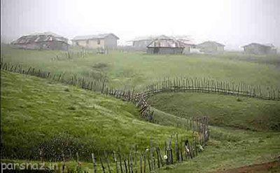 هیچ کس زنان این روستا را ندیده است