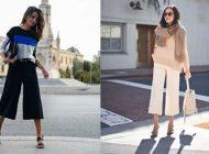 مد شلوارهای زنانه در پاییز امسال را ببینید
