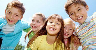 فرزندان خود را شاد تربیت کنید