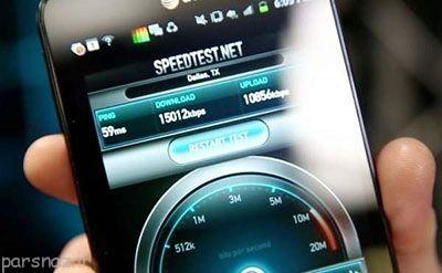 رکورد سرعت 4G در فنلاند شکست