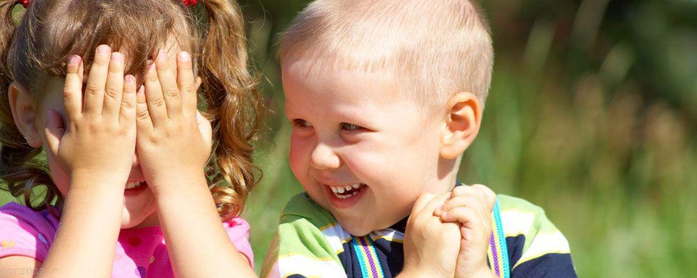 فرزند خود را در دوست یابی کمک کنید