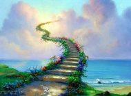 انسان هایی که به بهشت جاودانه می روند