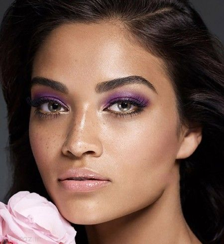 عکسهای مدل آرایش صورت فشن جدید و جذاب