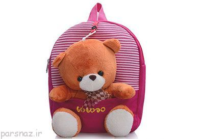 انواع مدل های کیف مناسب برای مهد کودک