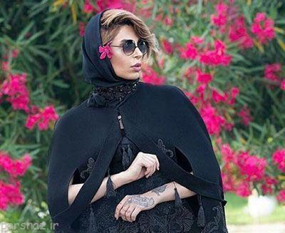مدل های جدید مانتو شنلی برای خانم شیک پوش