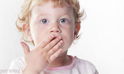 لکنت زبان در کودکان و نکات کاربردی
