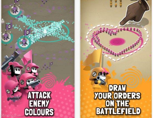 معرفی برترین بازی های استراتژیک موبایلی