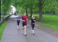 دویدن در مواقعی که هوا گرم است