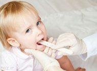 وقتی کودک به عفونت لوزه مبتلا می شود