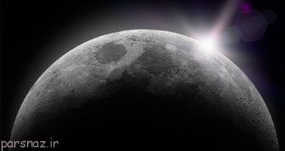 کره ماه باعث بروز زمین لرزه می شود