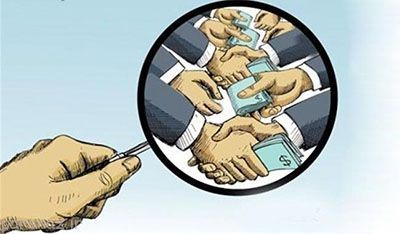 راه های جلوگیری از فساد مالی در جهان