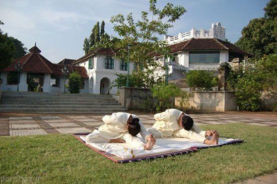 بهترین مکان ها برای انجام ورزش یوگا