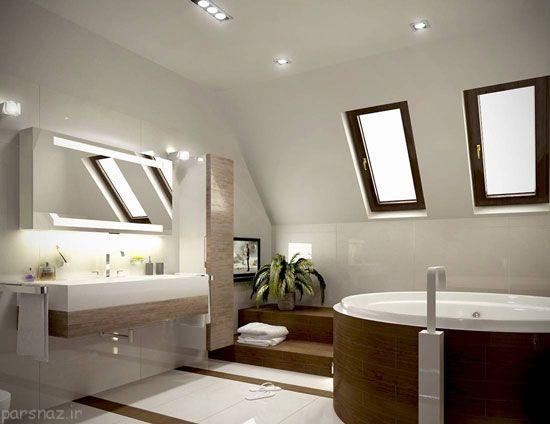 مدل های سرویس بهداشتی جدید منازل