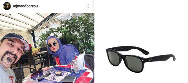 تیپ و لباس سوپراستارهای ایرانی برند باز معروف