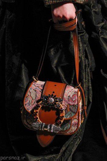 گالری مدل های کیف دستی مخصوص پاییز