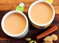 چای هندی خستگی را از تن دور می کند