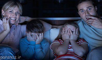 دلایل علاقه به دیدن فیلم ترسناک