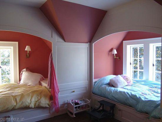 چراغ دیواری های زیبا برای دکوراسیون خانه