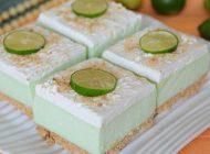 آموزش تهیه چیز کیک همراه با لیمو