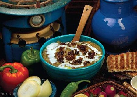 معرفی غذاهای محلی مربوط به تهران