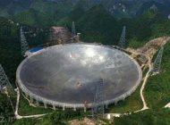 تلسکوپ رادیویی عظیم در چین افتتاح شد